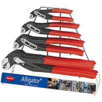 Alligator® Sortiment im Verkaufsdisplay