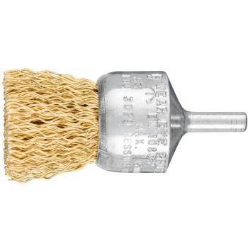 Pinselbürste mit Schaft, ungezopft PBU 3029/6 MES 0,50
