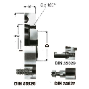 AUFN-FLANSCH COA K5/26B OTP