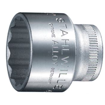 """Steckschlüsseleinsatz Ø 16 mm 3/8"""" Zoll DIN3124"""