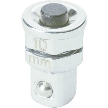 "GEARplus® Stecknuss-Adapter, 1/4""x10mm 503.4296"