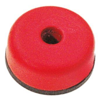 Topfmagnet mit Bohrung 29x9x4,7 mm