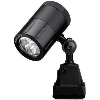 LED Maschinenleuchte mit Gelenkkopfür 3 x 3 W Ans