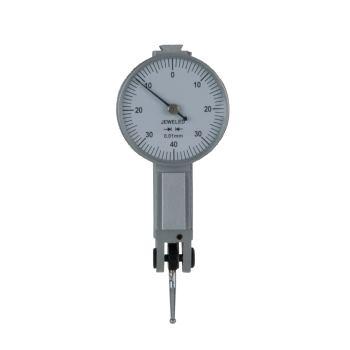 Präzisions-Messuhr mit Nulleinstellung 0-0,8mm 30