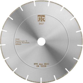 Diamant-Trennscheibe D1A1RSS 230-2,5-22,23 D 427 GAS2