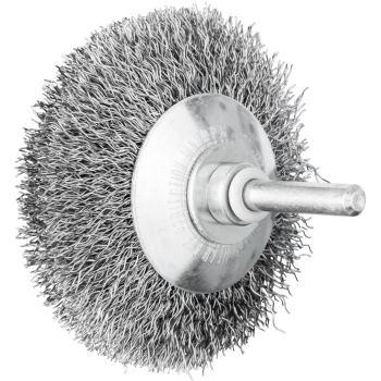Kegelbürste mit Schaft, ungezopft KBU 7010/6 ST 0,30