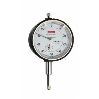 Messuhr 0,01mm / 10mm / 58mm / Stoßschutz / ISO 463 - DIN 878 10117