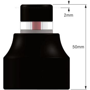 TSCHONR Nulleinstellgerät optisch 50 mm (Magnet)