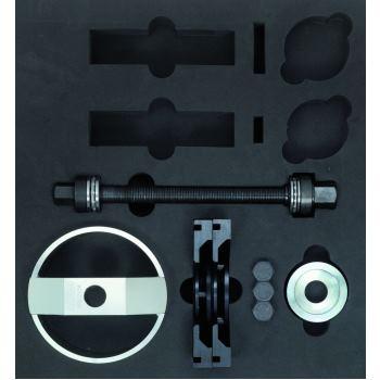 Kompakt-Radnaben-Werkzeug-Satz, 9-tlg. 150.2145
