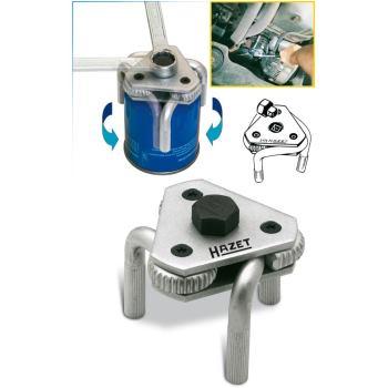 Ölfilter-Schlüssel 2172 · Vierkant hohl 10 mm (3/8 Zoll)