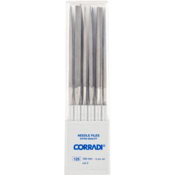 CORRADI®-Nadelfeilen-Set NFB 125 160 mm H2