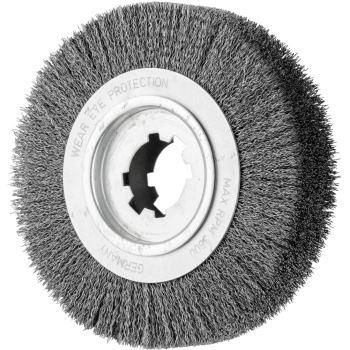 Rundbürste, ungezopft RBU 25080/50,8 ST 0,50
