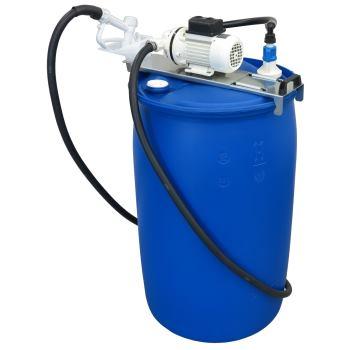 AdBlue Membranpumpe SB 34 stationär für 200 l Fäss