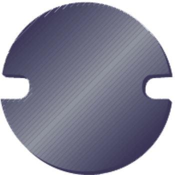 TAST Schlüsselscheibe Typ Y60/7