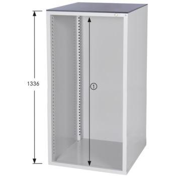 HK Schrankgehäuse System 800 S, HxBxT 1336x722x800