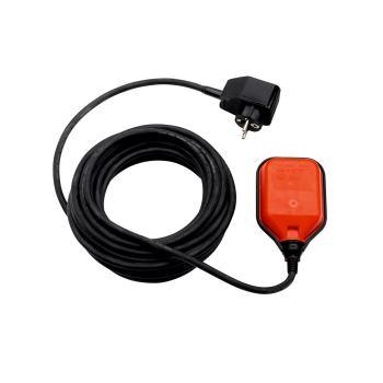 Trockenlaufschutz-Stoppschalter 10 m Kabel (Schwim
