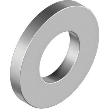 Scheiben für Bolzen DIN 1440 - Edelstahl A2 d= 22 für M22