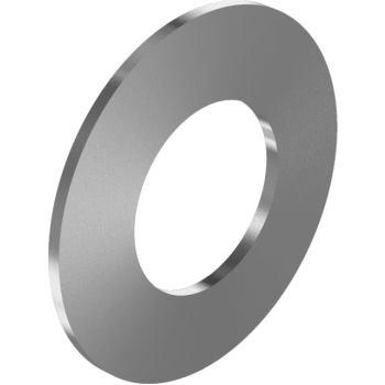 Tellerfedern DIN 2093 - Edelstahl 1.4310 8 x4,2x0,3