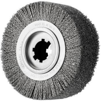 Rundbürste, ungezopft RBU 25080/50,8 LIT INOX 0,35