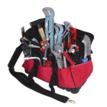 Textiltasche 4-TGU, komplett, mit Sanitär-Heizung- Werkzeugpaket 4, 28-teilig