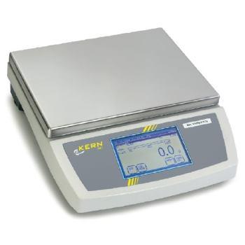 Tischwaage mit Touchscreen / 5 g ; 30 000 g; III F