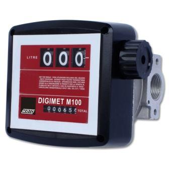 Einbau-Durchflussmengenzähler DIGIMET M100 3540906