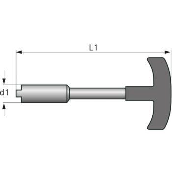 Steckschlüssel HSK 63 A