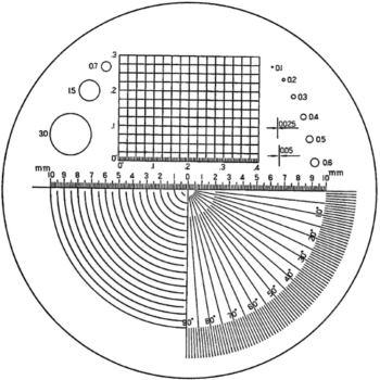 Strichplatte Typ 02