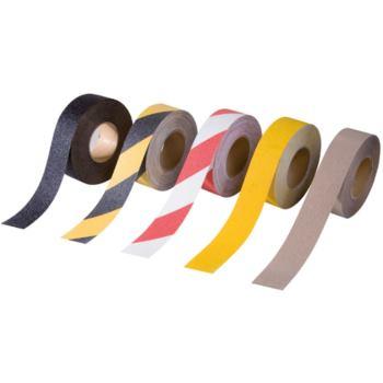 Anti-RutschKlebeband schwarz/gelb Breite 50 mm, Lä