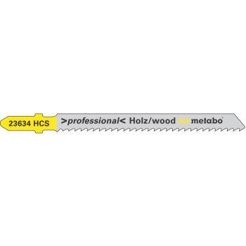 "25 Stichsägeblätter, Holz, Serie ""professional"", 7"