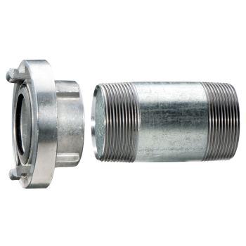 Storzkupplung mit Verlängerungsrohr 100 mm