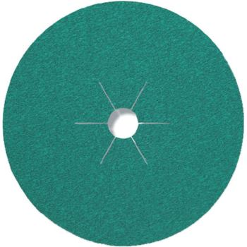 Schleiffiberscheibe, Multibindung, FS 966 ACT , Abm.: 125x22 mm, Korn: 80