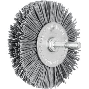 Rundbürste mit Schaft, ungezopft RBU 8015/6 SiC 180 0,90