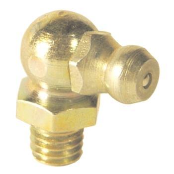 Hydraulik-Kegel-Schmiernippel H3 M6 DIN 71412C