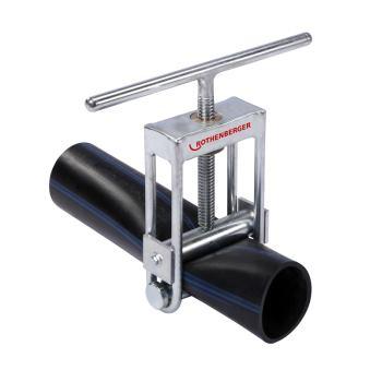 Rohrabquetschpresse 32 - 63mm