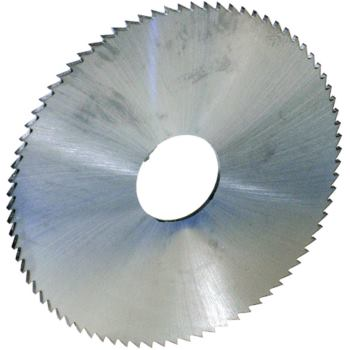 Kreissägeblatt HSS grobgezahnt 80x1,6x22 mm