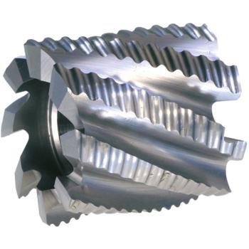 Walzenstirnfräser HSSE5 50x50x22 mm DIN 841 NR HS