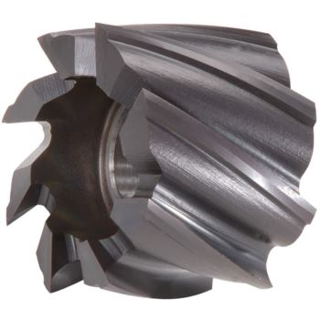Walzenstirnfräser HSSE-PM-TiAlN 63x40x27mm DIN 18