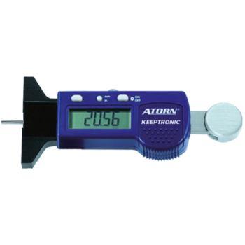 Klein-Tiefenmessschieber 25 mm, ZW 0,01 mm elektro nisch