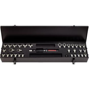9x12mm Einsteck-Drehmomentschlüssel-Satz, 1-25Nm 5