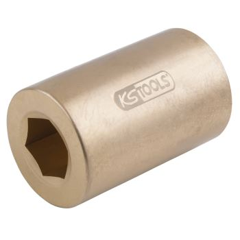 """BRONZE Stecknuss 1"""" 6-kant 42 mm 963.1008"""