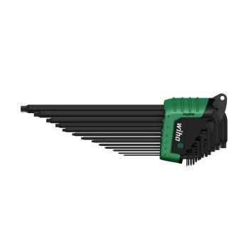 TORX® MagicSpring® Stiftschlüsselsatz im ErgoStar Halter.