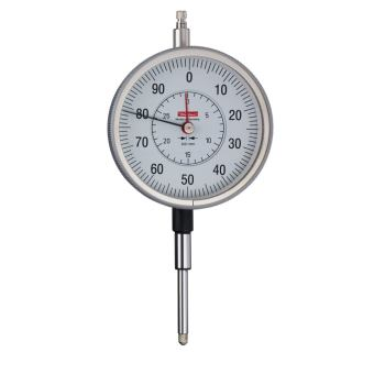 Großmessuhr 0,01mm / 30mm / 80mm / ISO 463 - Werksnorm 10038