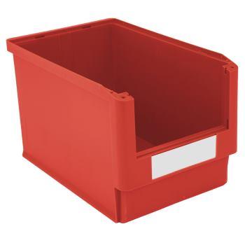 Sichtlagerkästen SK, 500 x 310 x 300, rot