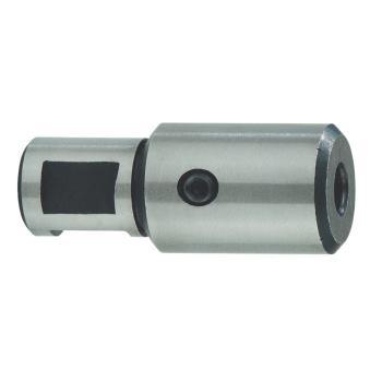"""Adapter für Gewindebohrer M12, Weldon 19 mm (3/4"""")"""