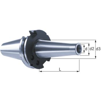 Fräsdorn für Aufschraubfräser SK 40 M 8 L= 5