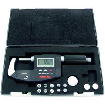 40 EWV Digitale Bügelmessschraube 0-25 mm mit Zube