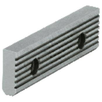 Normalbacken SGN, Größe 2-3, Breite 125, eine Seite glatt, eine Seite gerillt