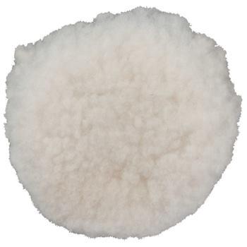 Haft-Lammfellpolierscheibe 130 mm