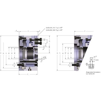 KRAFTSPFUTT. KFD-400/3HS 3/32